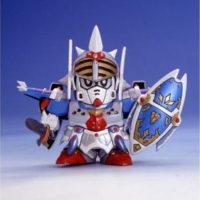 SDガンダム ちーびー戦士 004 騎士ガンダムGP01Jr. 公式画像1