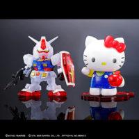 ハローキティ/RX-78-2 ガンダム[SD EX-STANDARD][クリアカラー]