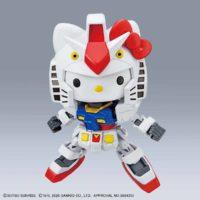 ハローキティ / RX-78-2 ガンダム [SD EX-STANDARD] 公式画像9