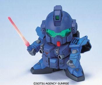 96659SDガンダム GジェネレーションF(GGENERATION-F) 061 RX-79BD-1 ガンダムブルーディスティニー1号機 [Gundam Blue Destiny Unit 1] 0105267 5060820