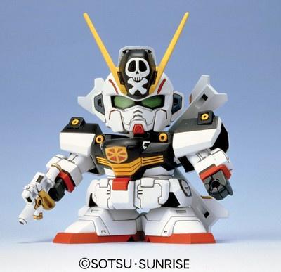 96651SDガンダム GジェネレーションF(GGENERATION-F) 059 XM-X1 クロスボーンガンダムX1 [Crossbone Gundam X-1] 0101790 5060818