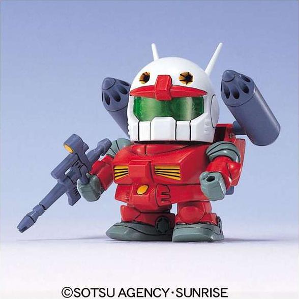 96560SDガンダム GジェネレーションZERO(GGENERATION-0) 016 RX-77 ガンキャノン(フル装備型) [Guncannon (Full Equipment)]