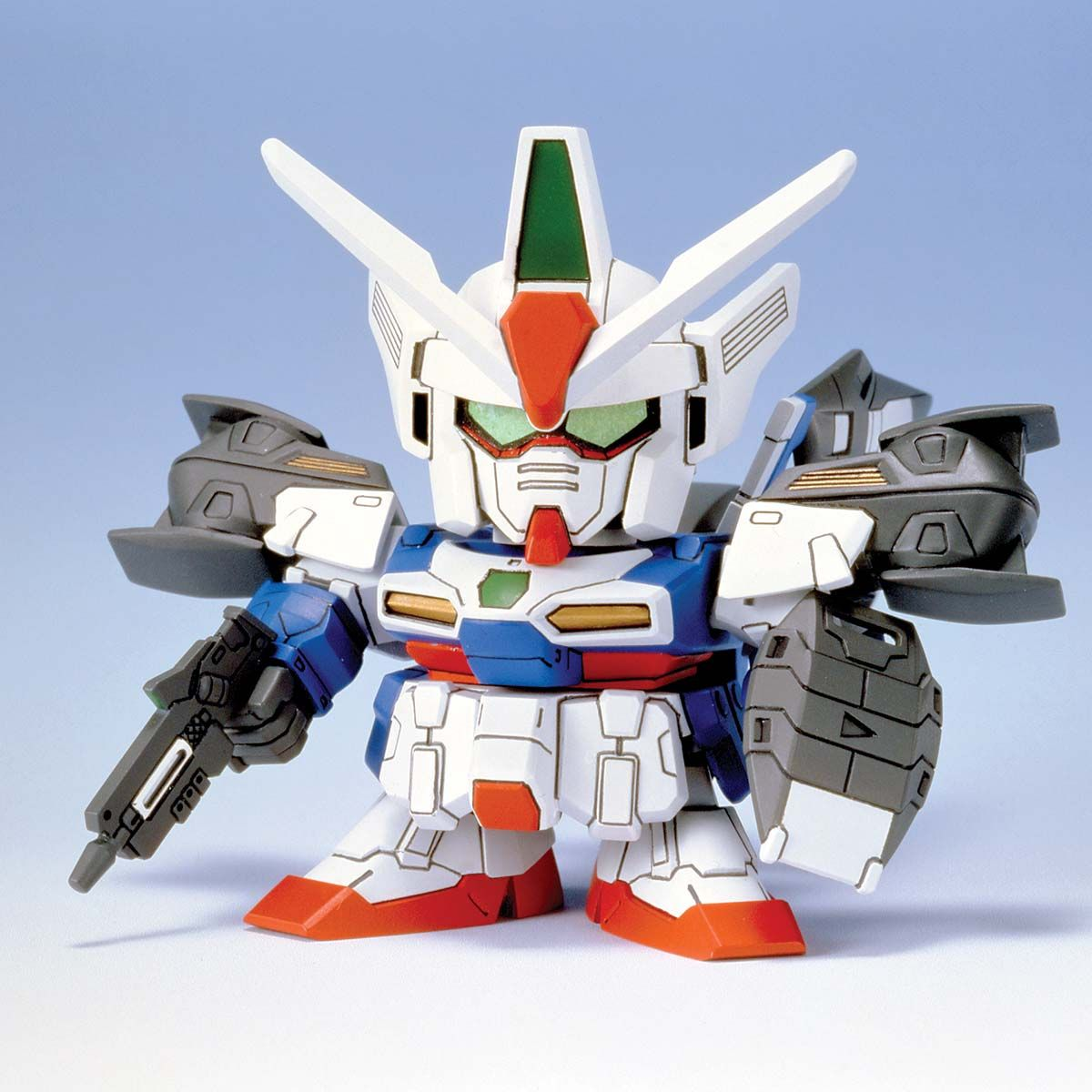 SDガンダム GジェネレーションZERO(GGENERATION-0) 033 OZX-GU01LOB ガンダムジェミナス01 [Gundam Geminass 01] 0075672 5060797