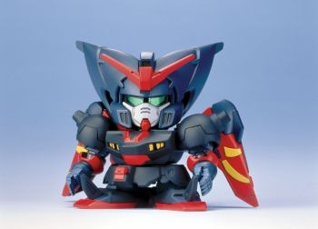 96649SDガンダム GジェネレーションF(GGENERATION-F) 058 GF13-001NHII マスターガンダム [Master Gundam] 0100886 5060817