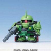 SDガンダム GジェネレーションZERO(GGENERATION-0) 017 MS-06 ザクII(フル装備型) [Zaku II (Full Equipment)] 0072795 5060788 4902425727950 4573102607881