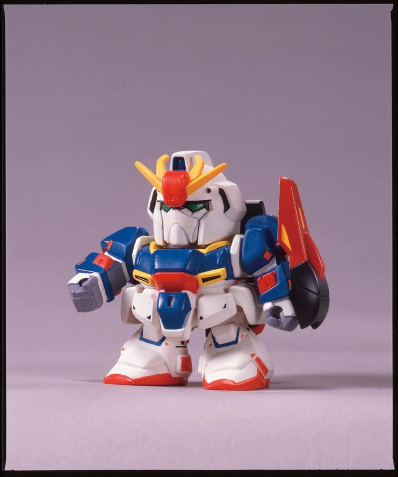 62453SDガンダム BB戦士 ゼータマン