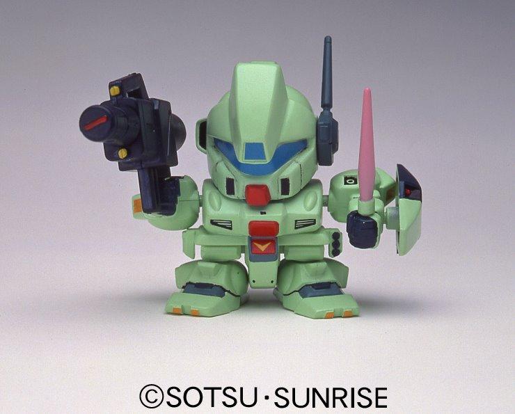 62463SDガンダム BB戦士 10 RGM-89 ジェガン