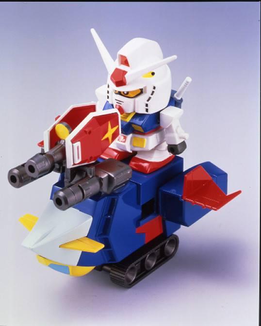 SDガンダム BB戦士 Gアーマー