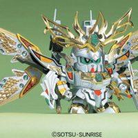 SDガンダム BB戦士 武威鳳大将軍 輝羅鋼極彩 公式画像1