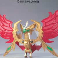 SDガンダム BB戦士 輝神大将軍 獅龍凰 輝羅鋼極彩 公式画像4