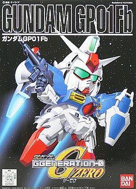 SDガンダム BB戦士 ガンダムGP01Fb [SD Gundam BB Senshi Gundam GP01 Fb] パッケージアート