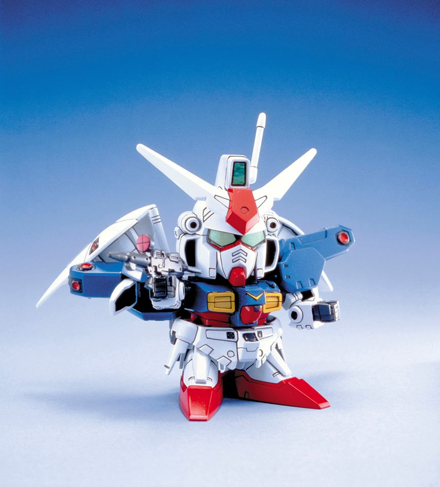 64903SDガンダム BB戦士 ガンダムGP01Fb [SD Gundam BB Senshi Gundam GP01 Fb]