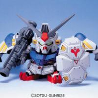 SDガンダム BB戦士 202 RX-78GP02A ガンダムGP02A [Gundam GP02A] 公式画像1