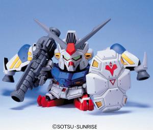 64924SDガンダム BB戦士 202 RX-78GP02A ガンダムGP02A [Gundam GP02A]