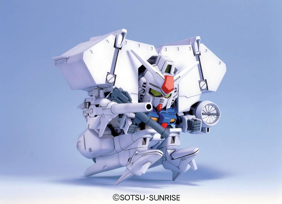 """RX-78GP03 ガンダム試作3号機〈デンドロビウム〉 [Gundam """"Dendrobium""""]"""