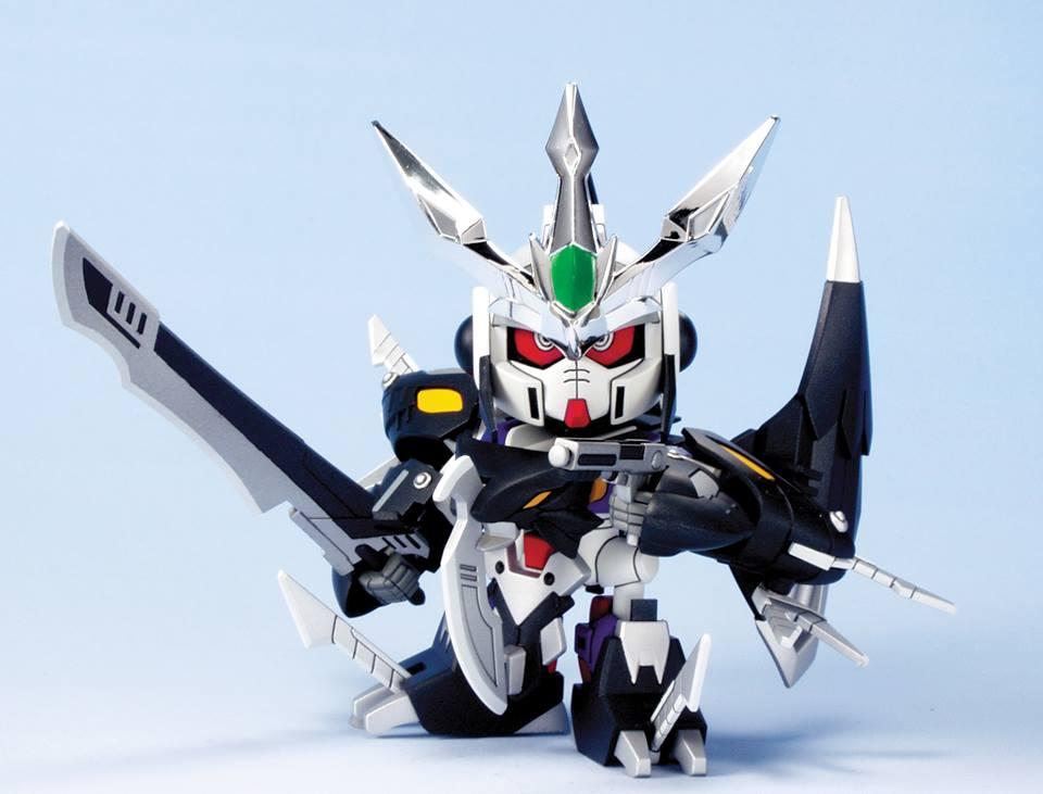 64988SDガンダム BB戦士 斧雷丸(ブライマル)