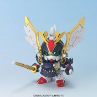 SDガンダム BB戦士 270 少年剣士嵐丸 公式画像1