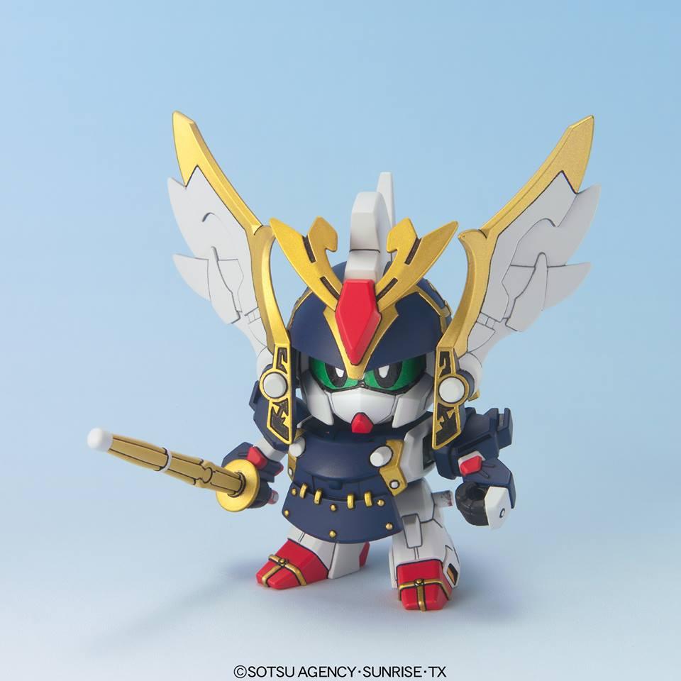 65346SDガンダム BB戦士 270 少年剣士嵐丸(ショウネンケンシランマル)