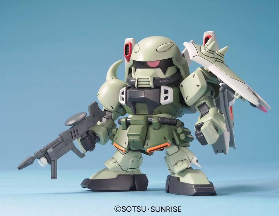 65539SDガンダム BB戦士 ブレイズザクウォーリア