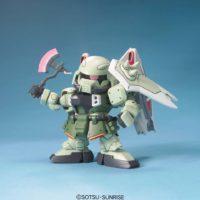 SDガンダム BB戦士 ブレイズザクウォーリア 公式画像2