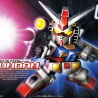 SDガンダム BB戦士 RX-78-2 ガンダム(アニメカラー) パッケージ
