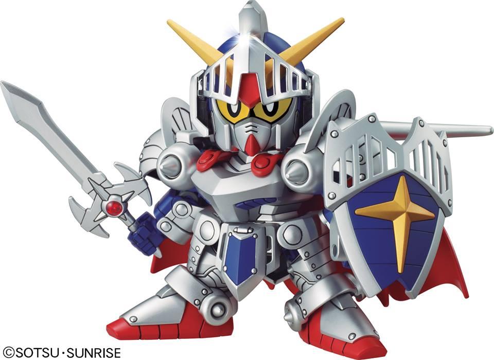 SDガンダム BB戦士 370 LEGENDBB  騎士ガンダム(ナイトガンダム)