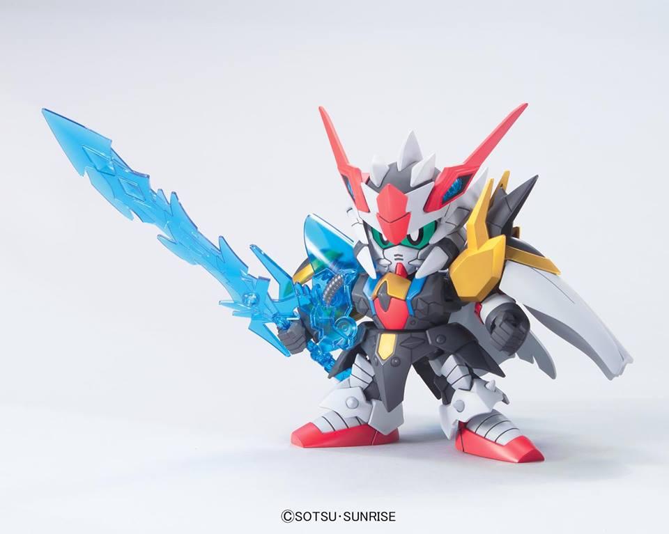 SDガンダム BB戦士 No.378 LEGENDBB 魔竜剣士ゼロガンダム