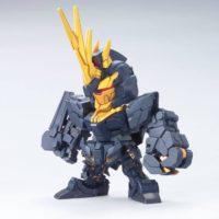 SDガンダム BB戦士 ユニコーンガダム2号機バンシィ [Unicorn Gundam 02 Banshee] 公式画像1
