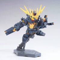 SDガンダム BB戦士 ユニコーンガダム2号機バンシィ [Unicorn Gundam 02 Banshee] 公式画像3