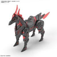 SDガンダムワールドヒーローズ(SDW HEROES) 軍馬 5061664 4573102616647 試作画像1