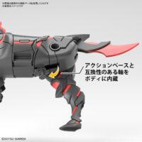 SDガンダムワールドヒーローズ(SDW HEROES) 軍馬 5061664 4573102616647 試作画像4
