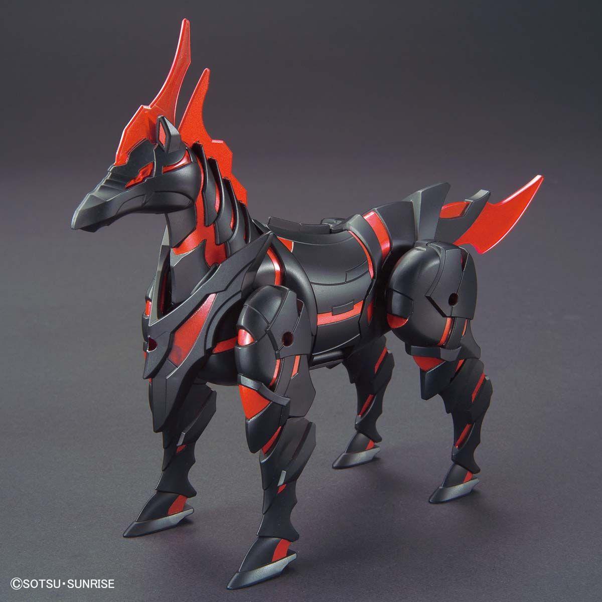SDガンダムワールドヒーローズ(SDW HEROES) 軍馬 5061664 4573102616647