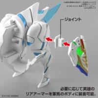 SDW HEROES 軍馬 ナイトワールド Ver. 試作画像5