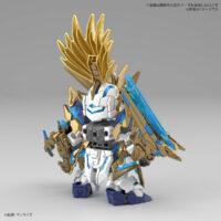 SDW HEROES 龍尊劉備ユニコーンガンダム 公式画像2