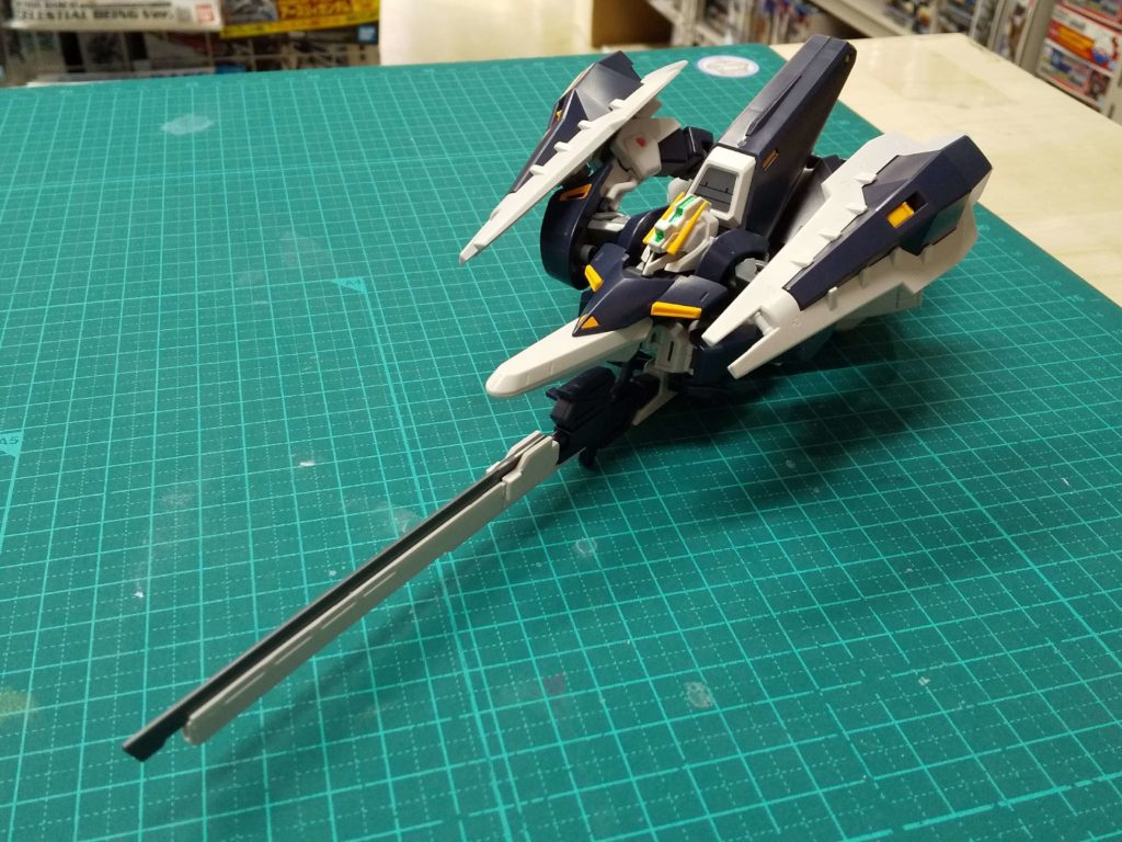 ORX-005 ギャプランTR-5 正面