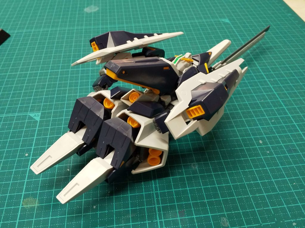 ORX-005 ギャプランTR-5 背面