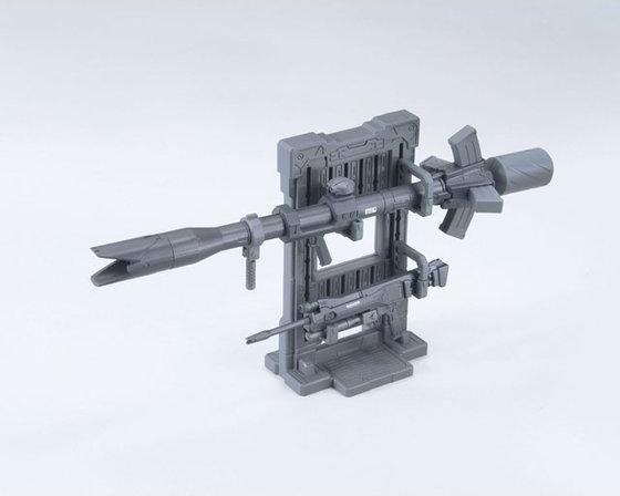 43597ビルダーズパーツ 1/144 システムウェポン 010 [System Weapon 010]