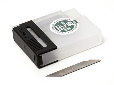 TAMIYA(タミヤ)No.75 モデラーズナイフ替刃25枚セット