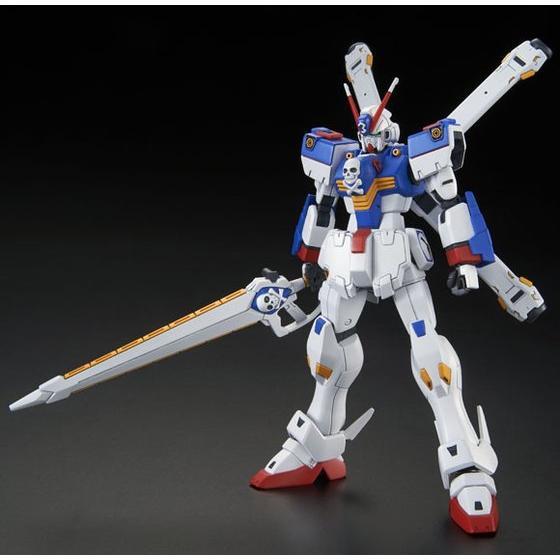 HGUC 1/144 XM-X3 クロスボーン・ガンダムX3 [Crossbone Gundam X-3]
