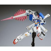 HGUC 1/144 XM-X3 クロスボーン・ガンダムX3 [Crossbone Gundam X-3] 公式画像5