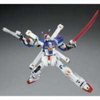 HGUC 1/144 XM-X3 クロスボーン・ガンダムX3 [Crossbone Gundam X-3] 公式画像8